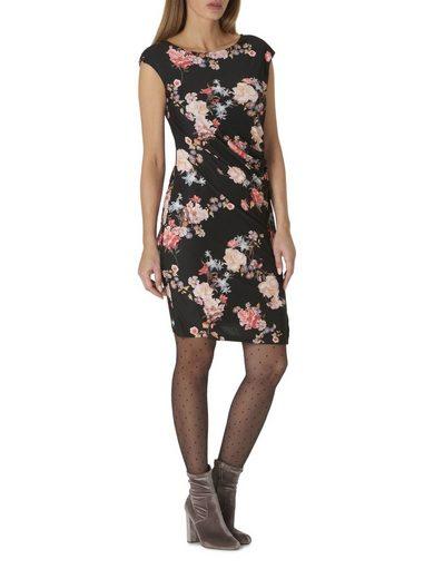 Cartoon Dress With Floral Print