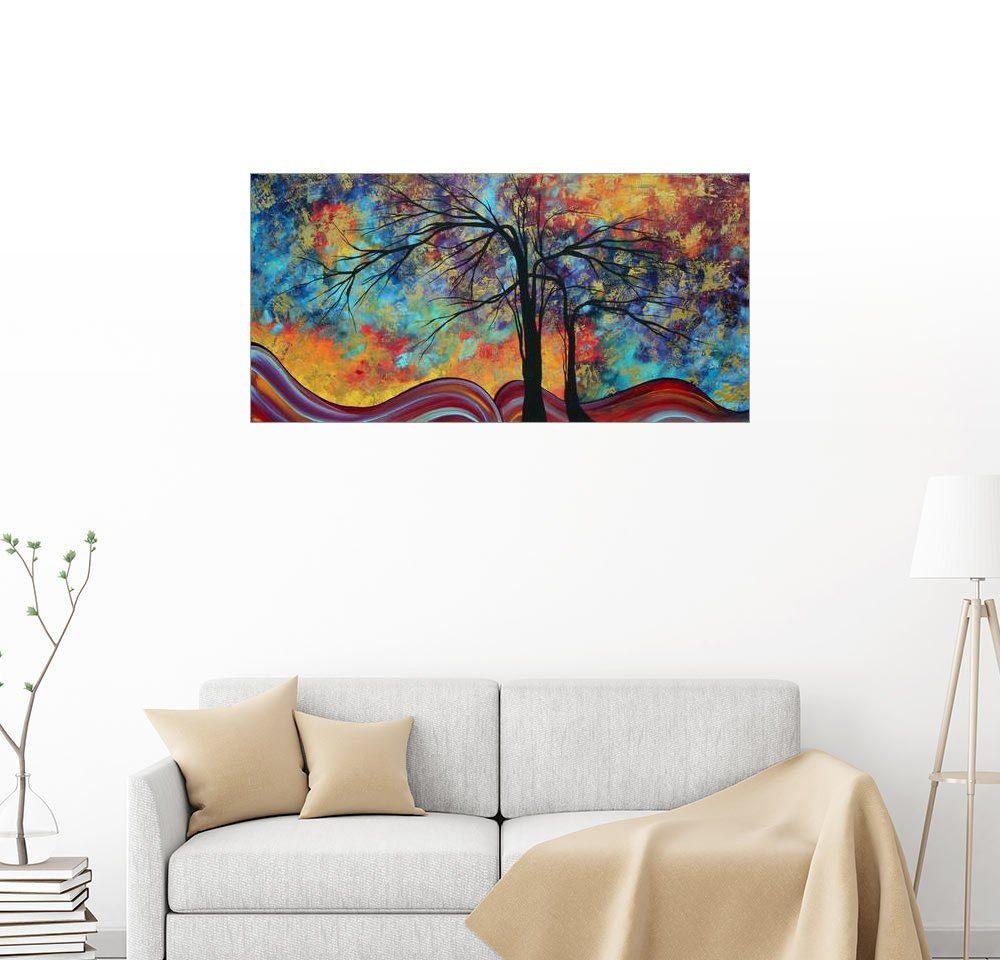Posterlounge Wandbild - Megan Duncanson »colorful inspiration«
