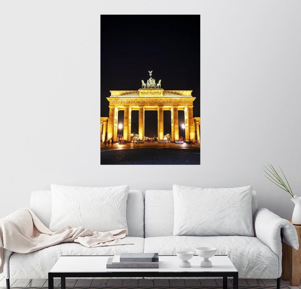 Posterlounge Wandbild »Brandenburger Tor in Berlin«