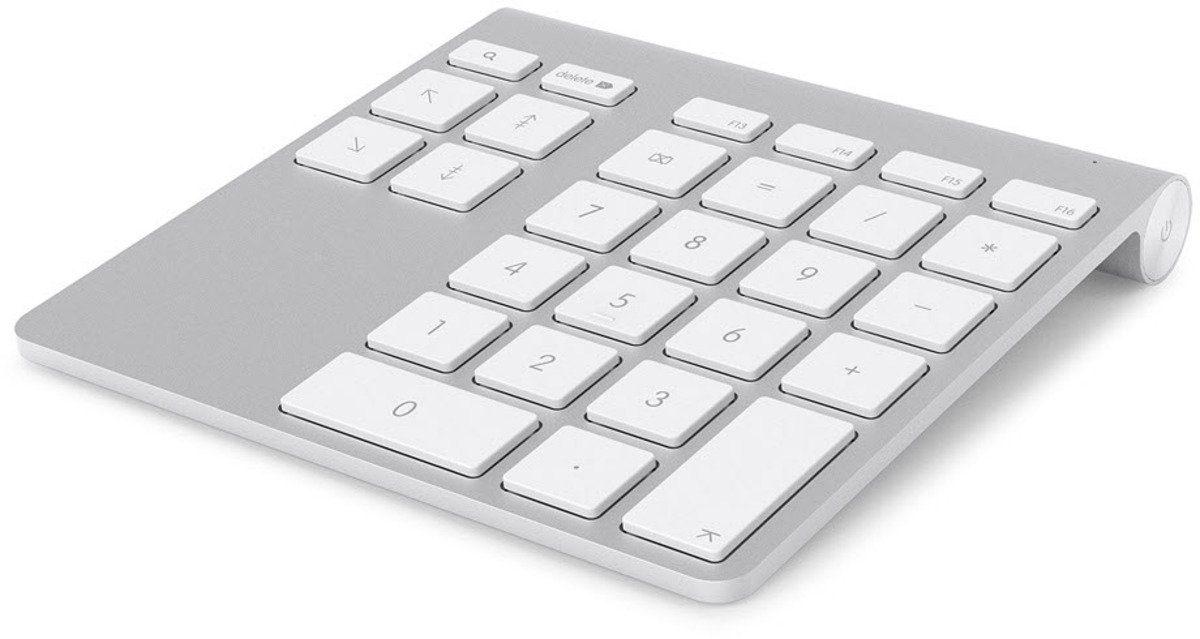 Belkin Tastatur »YourType Bluetooth Wireless Keypad«