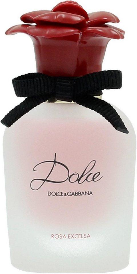 016655a1bfc725 Dolce   Gabbana, »Dolce Rose Excelsa«, Eau de Parfum online kaufen ...