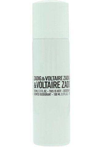 ZADIG & VOLTAIRE ZADIG & VOLTAIRE Purškiamas dezodorant...