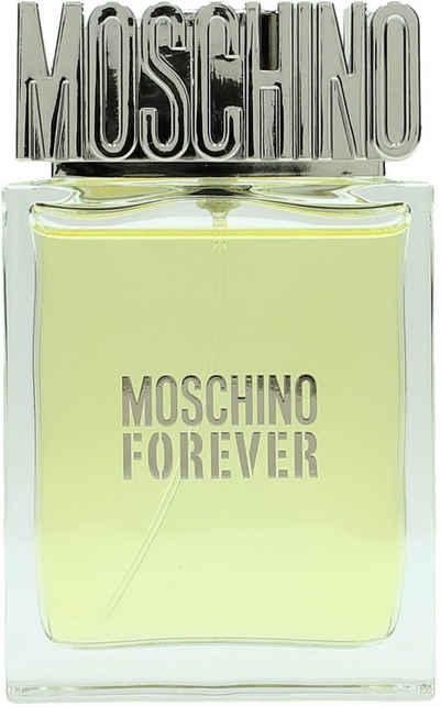 Moschino Eau de Toilette »Forever«