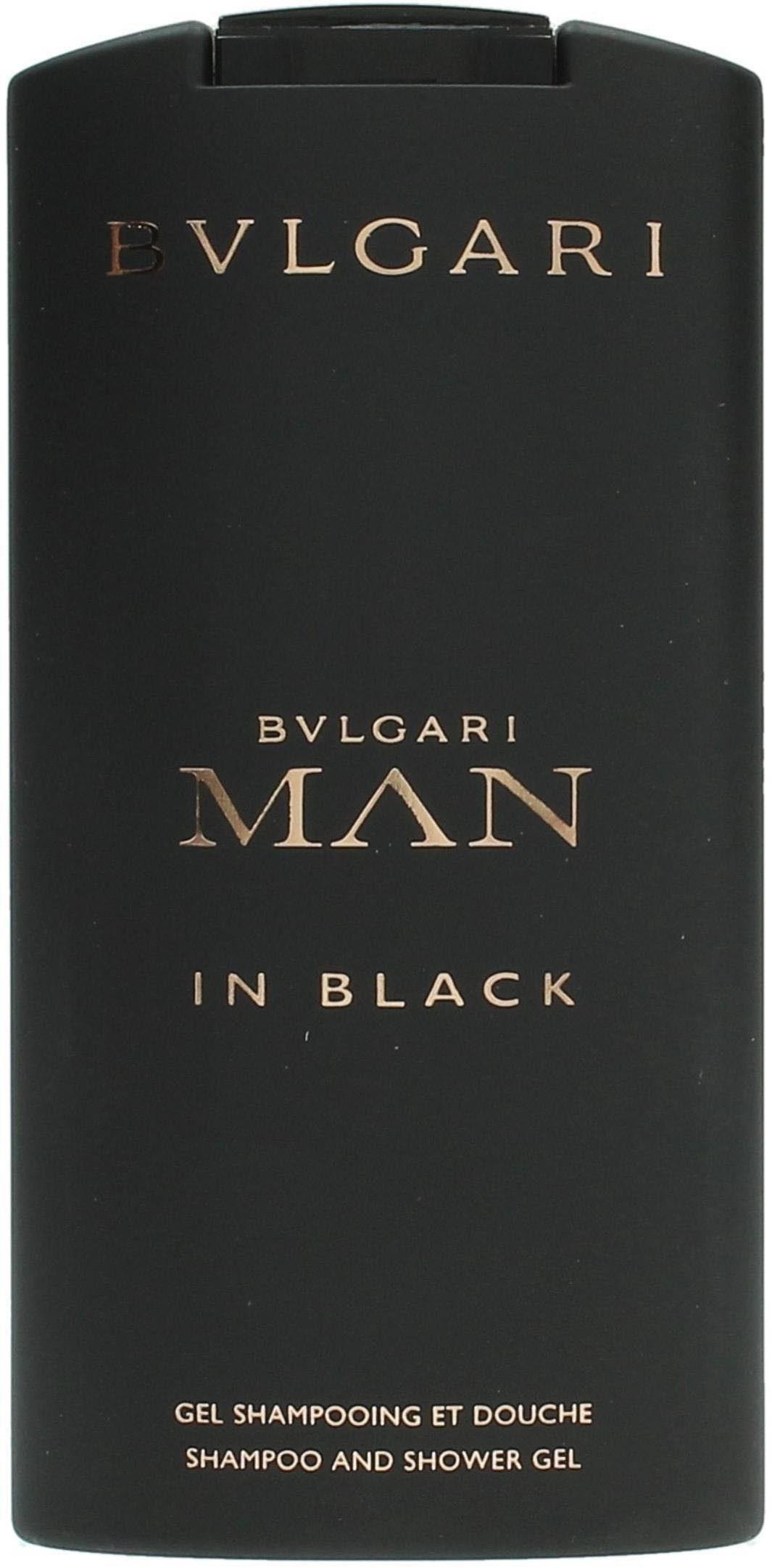 Bvlgari, »Man In Black Edp Spray«, Duschgel