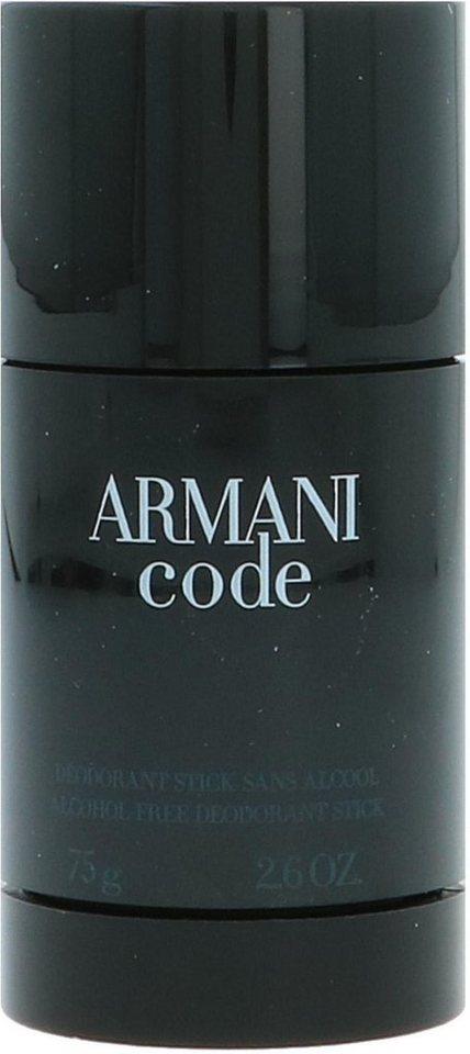 0615979efef4c Giorgio Armani Deo-Stift »Code pour Homme« kaufen