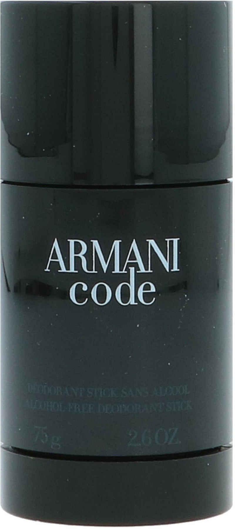 Giorgio Armani Deo-Stift »Code pour Homme«
