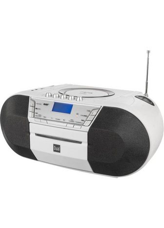 DUAL »DAB-P 200« CD grotuvas (Digitalradio ...