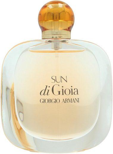 Giorgio Armani Eau de Parfum »Sun Di Gioia«