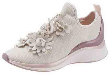 Tamaris »Fashletics« Slip-On Sneaker mit schöner Blütendeko
