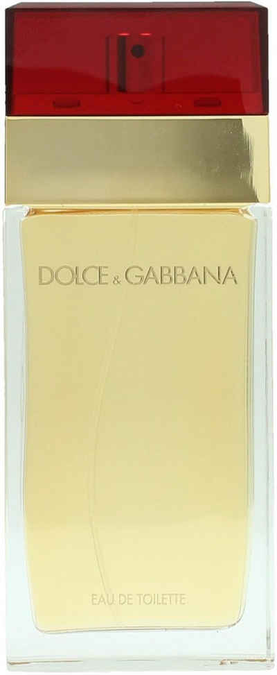 DOLCE & GABBANA Eau de Toilette »Pour Femme«