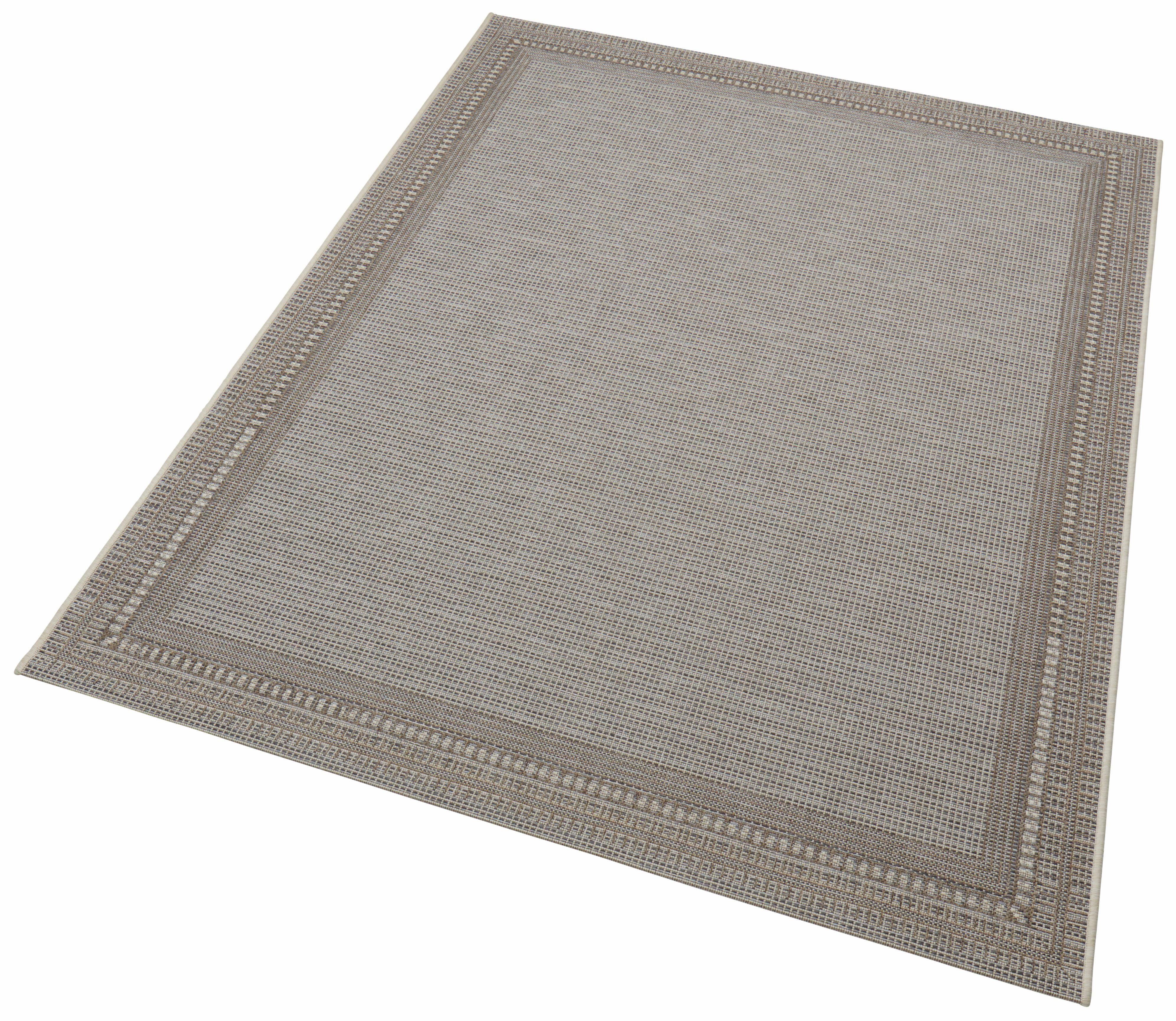 Teppich »Ocean«, freundin Home Collection, rechteckig, Höhe 4 mm, In- und Outdoor geeignet