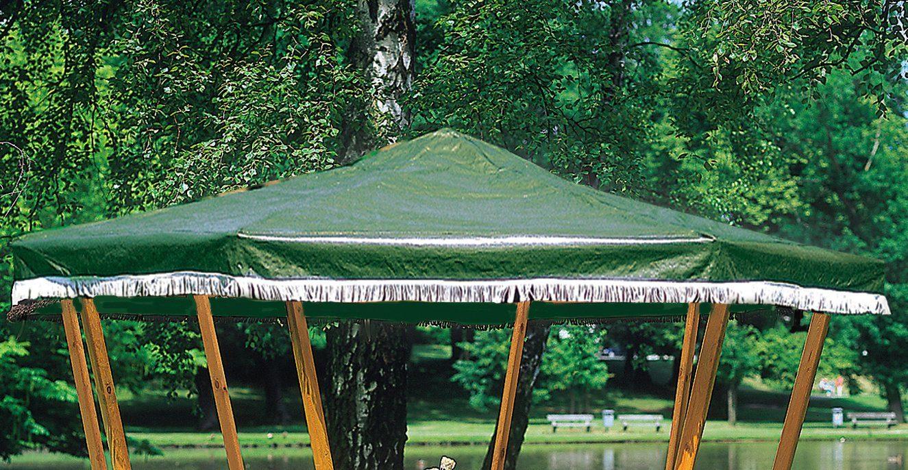 PROMADINO Ersatzdach für Pavillon »Rosenheim«, grün