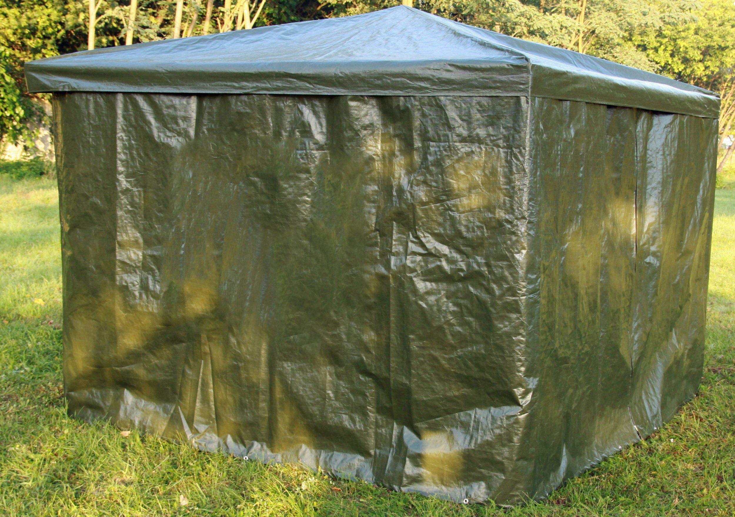 PROMADINO Wetterschutz , für Pavillon »Mindelheim«