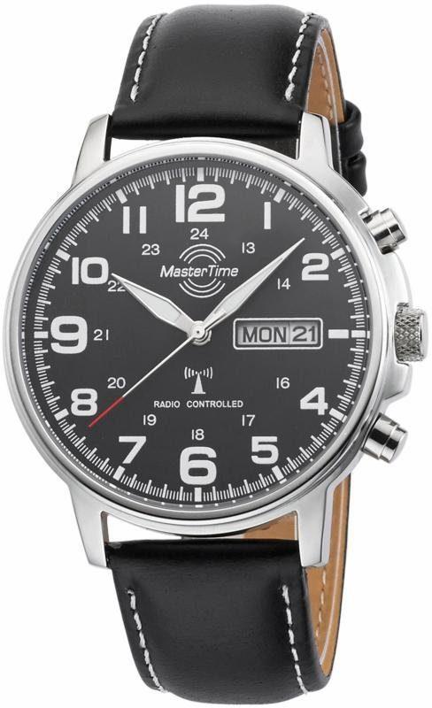 MASTER TIME Funkuhr »Specialist,MTGA-10624-22L«