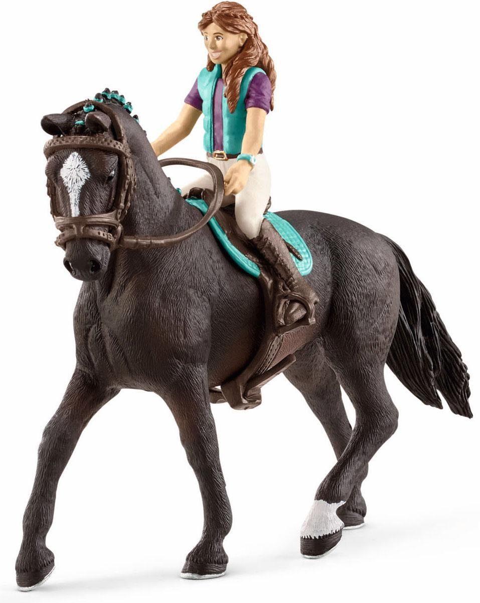 Schleich® Spielfigurenset (42413), »Horse Club, Lisa & Storm«