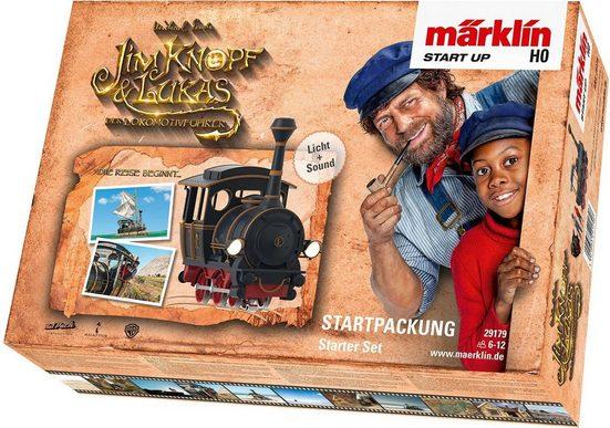 Märklin Modelleisenbahn-Set »Märklin Start up - Jim Knopf© - 29179«, Spur H0, mit Figuren