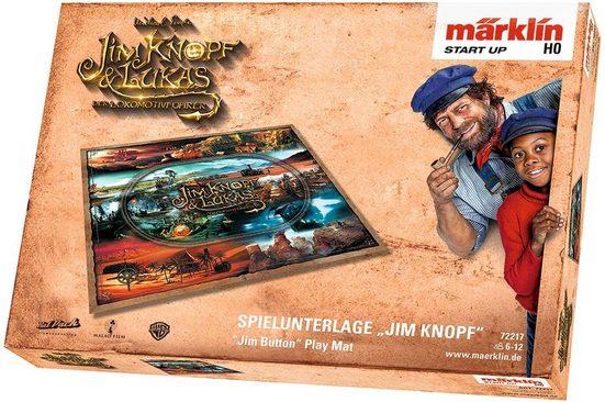 Märklin Modelleisenbahn-Geländematte »Spielunterlage, Spur H0, Start up - Jim Knopf© - 72217«