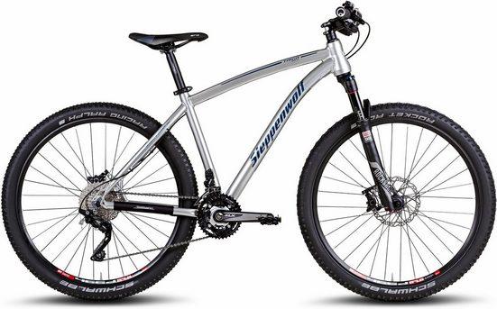 Steppenwolf Mountainbike »Taiga RACE«, 30 Gang Shimano Shimano Deore XT 10-f. Schaltwerk, Kettenschaltung
