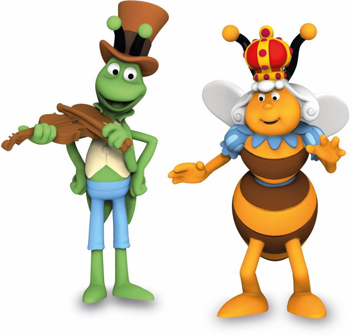 Schleich® Spielfigurenset 2-tlg. (27014), »Die Biene Maja, Film Set 3«