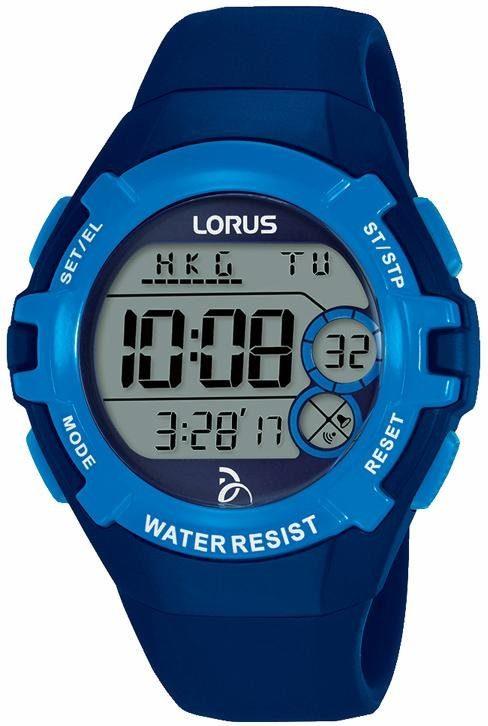 LORUS Chronograph »R2391LX9«