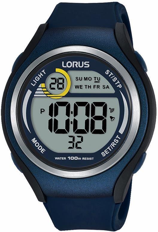 LORUS Chronograph »R2375LX9«