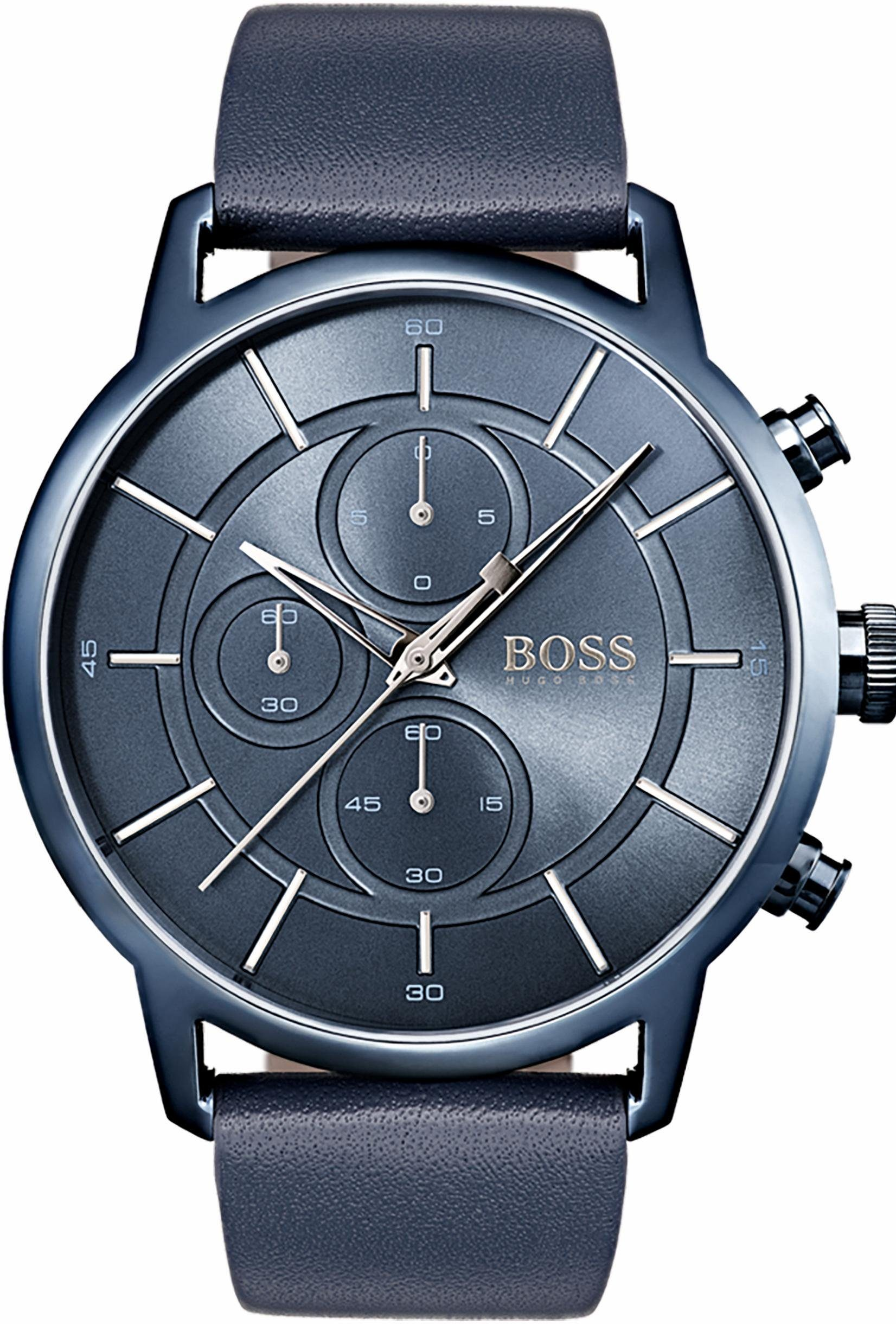 Boss Chronograph »ARCHITECTURAL, 1513575«