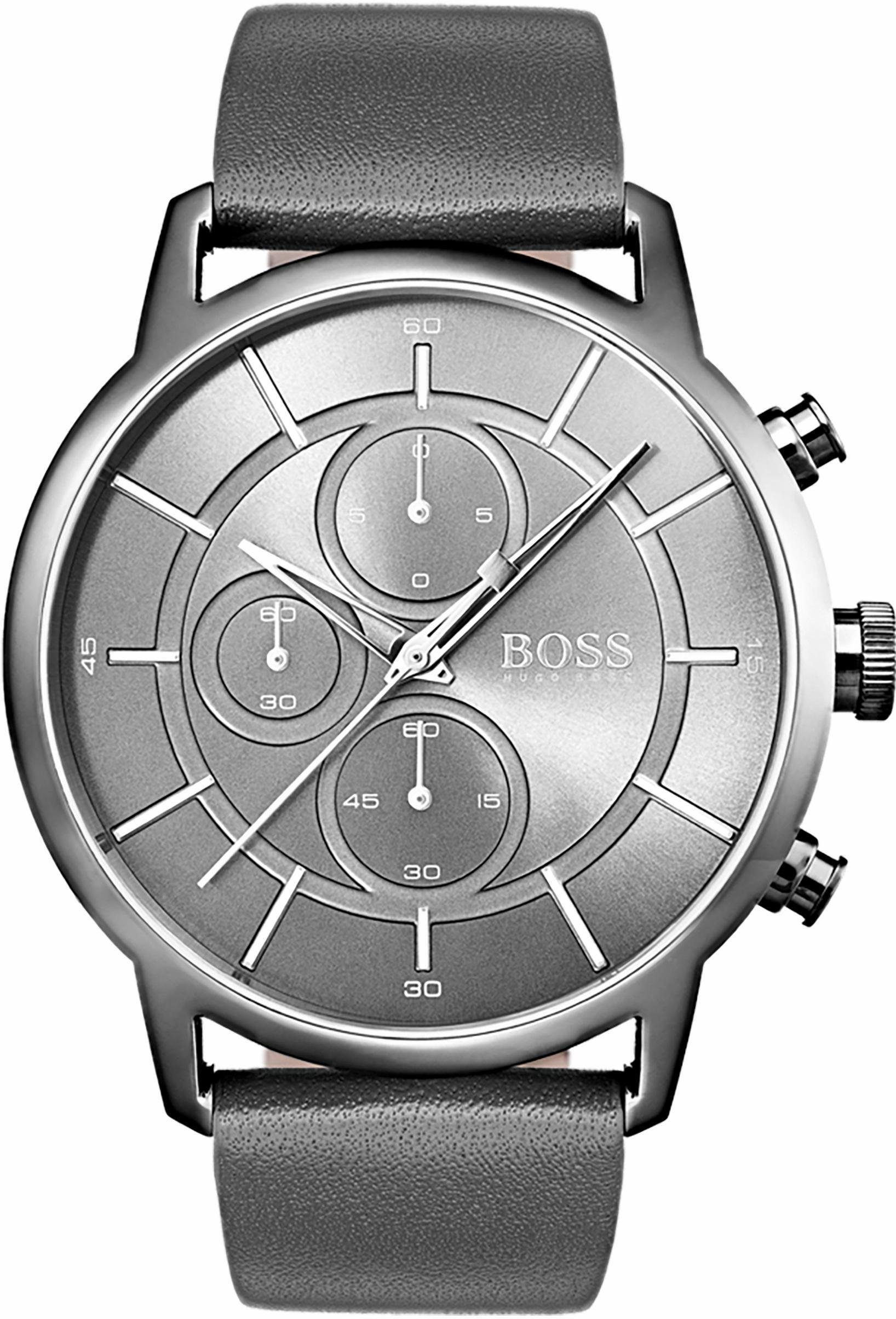 Boss Chronograph »ARCHITECTURAL, 1513570«