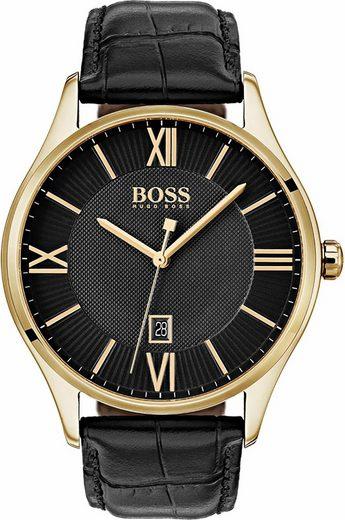 Boss Quarzuhr »GOVERNOR, 1513554«