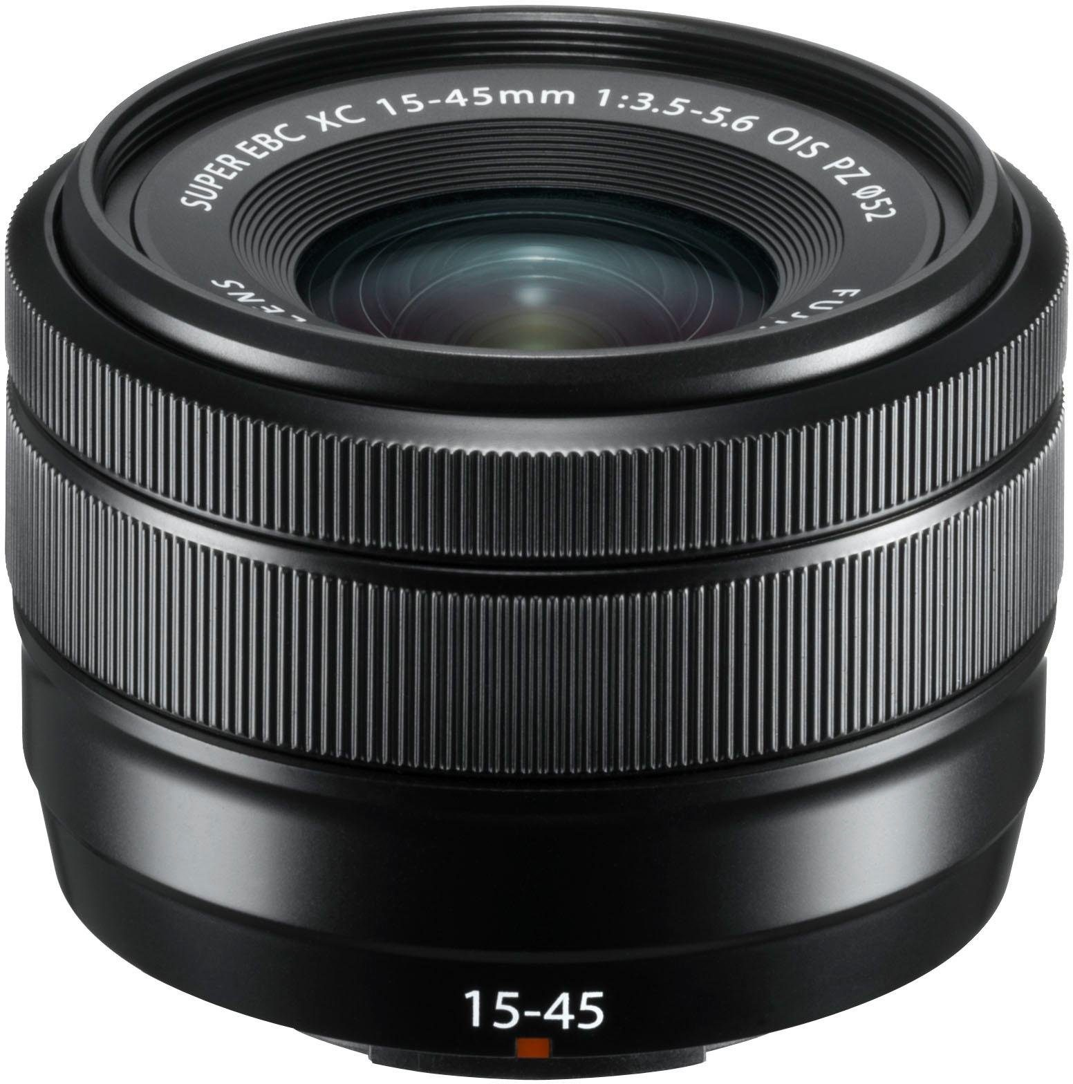 FUJIFILM »XC15-45 F3.5-5.6 OIS PZ« Zoomobjektiv