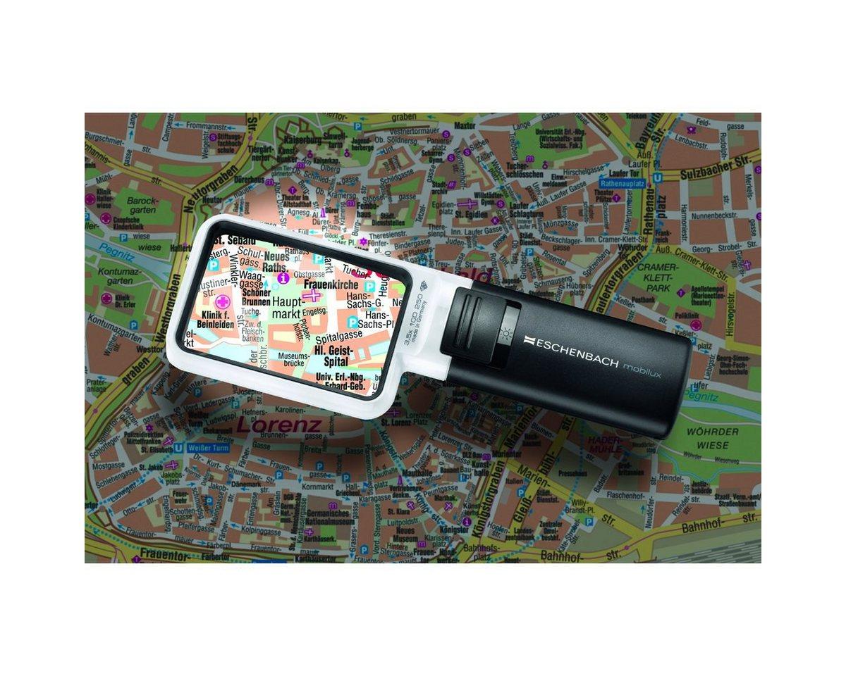 Eschenbach optik lupe mobiluxled 10d 3.5x 75x50 jetztgekauft.de