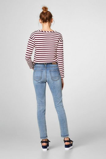 Esprit Super-stretch Jeans Mit Jog Comfort