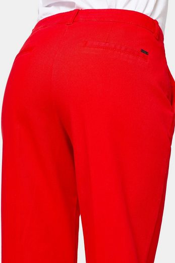 Esprit Shortened Trousers Made Of Cotton / Stretch