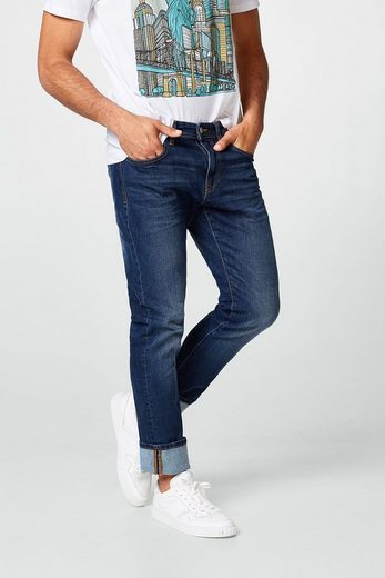 Edc By Esprit Stretch Jeans In Trendy Colors