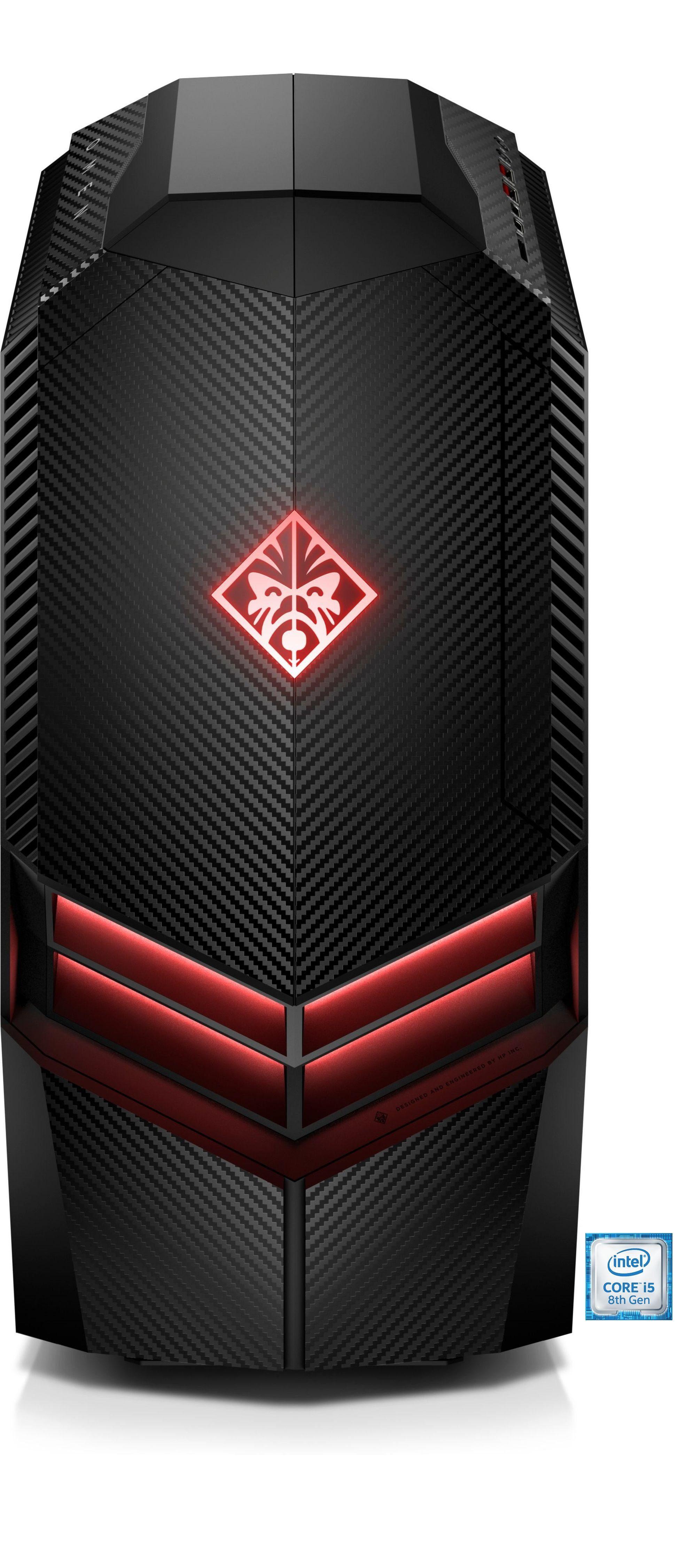 OMEN by HP 880-167ng Gaming-PC »Intel Core i5, GTX 1060, 128 GB + 1 TB, 8 GB«