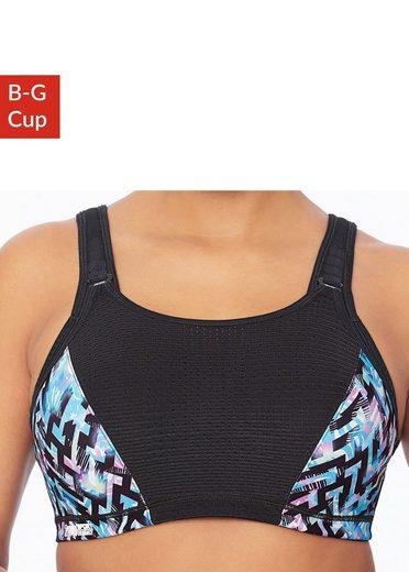 Glamorise Bügel-Sport-BH 9167