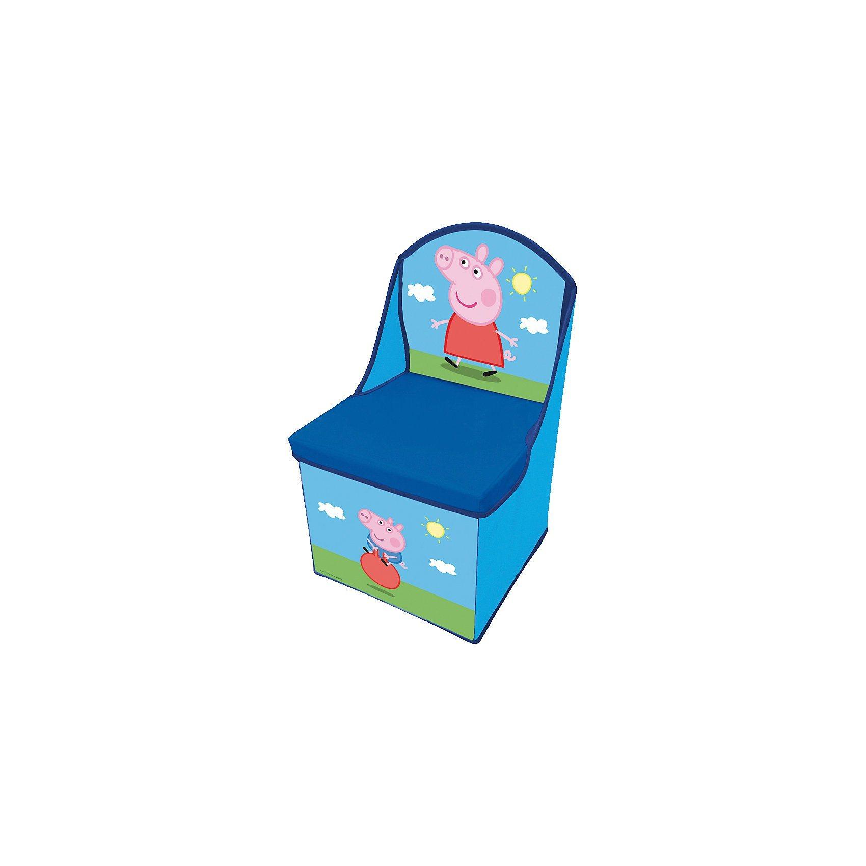 Kindersessel, Peppa Pig | Kinderzimmer > Kindersessel & Kindersofas | Polyester