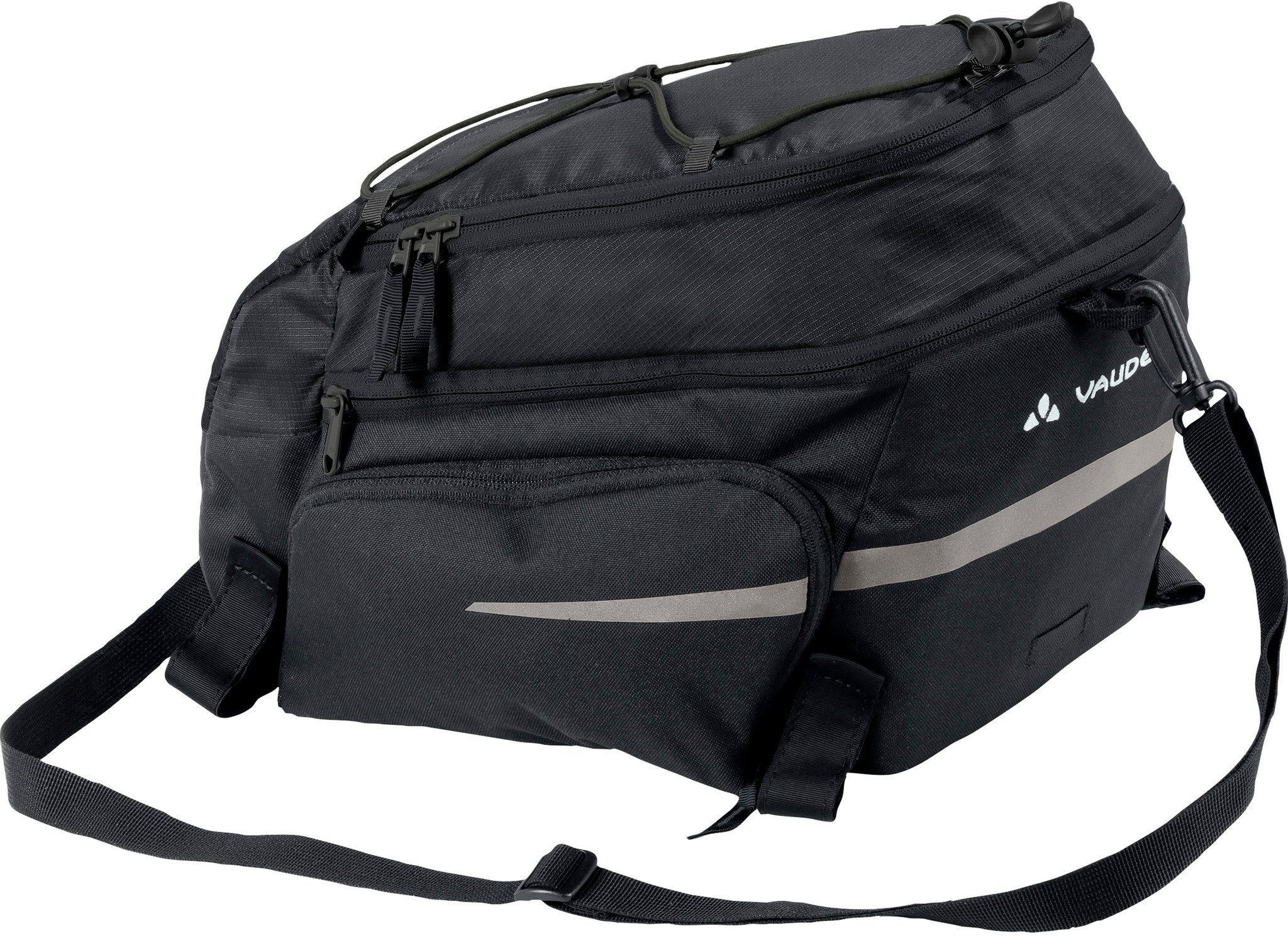 VAUDE Gepäckträgertasche »Silkroad Plus Rack Bag Snap-It«