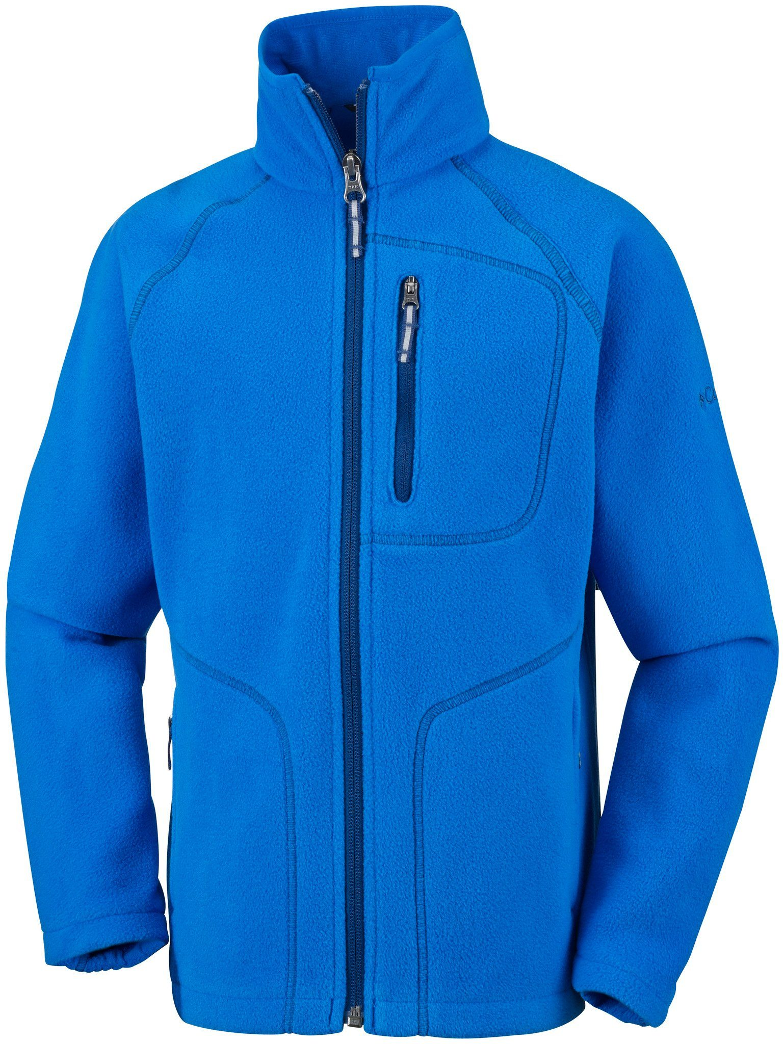 Columbia Outdoorjacke »Fast Trek II Full Zip Jacket Boys«