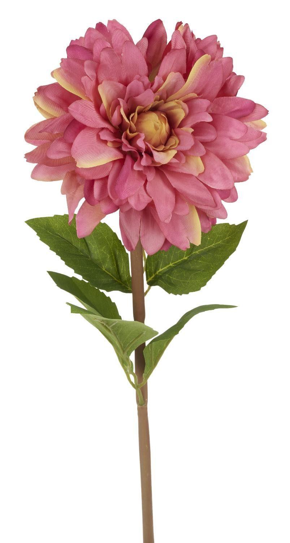VBS Chrysantheme Einzelstiel Pink 70 cm Länge