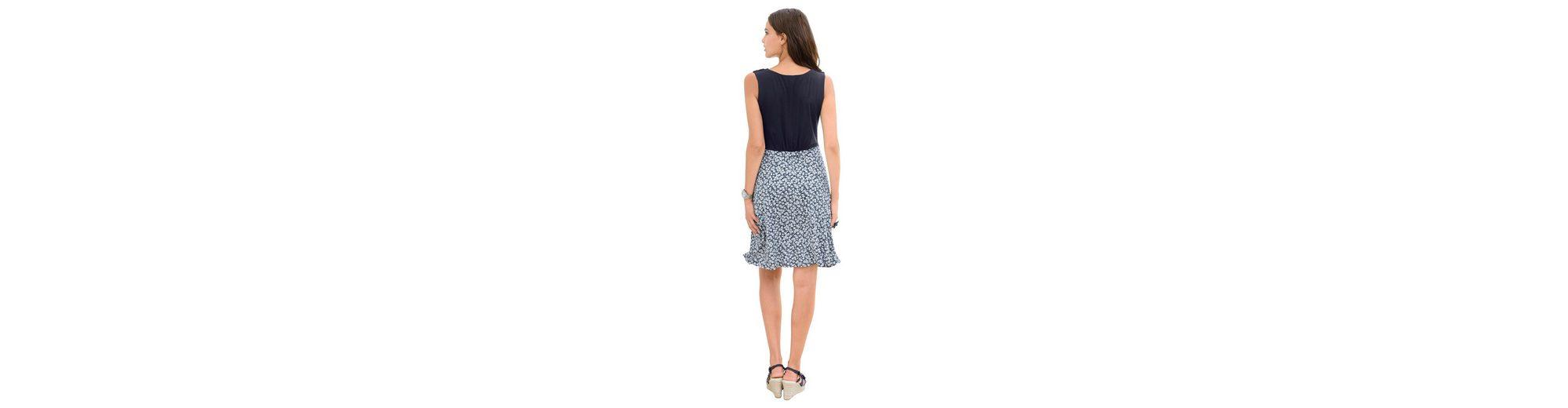 Alba Moda Jerseykleid mit kleinem Blumendruck Spielraum Neuesten Kollektionen Gut Verkaufen Spielraum Bestellen bHSCI6cxJA