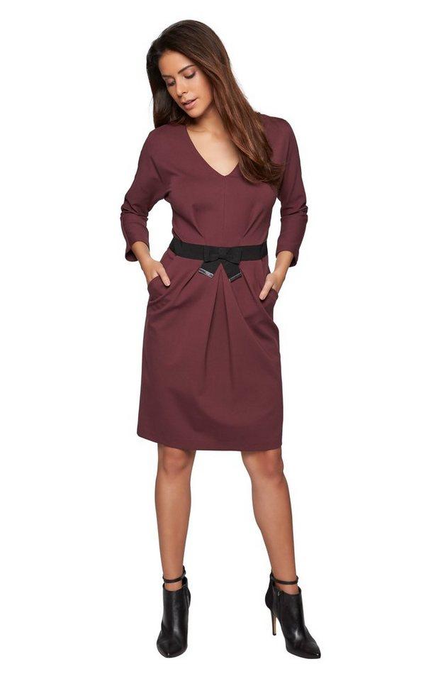 Apart Jerseykleid V-Ausschnitt online kaufen   OTTO ef2aabdbc0