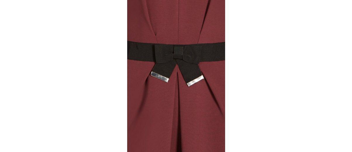 Viele Arten Von Online-Verkauf Apart Jerseykleid V-Ausschnitt Discounter 2018 Online Billig Authentische LWi9jz1