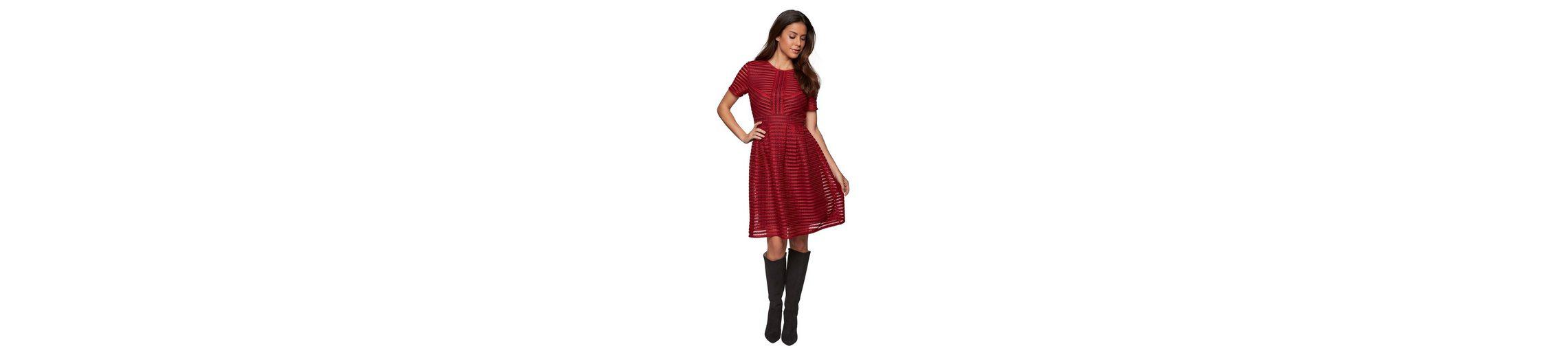 Apart Kleid Rundhals Auslauf Freiraum 100% Original Auslasszwischenraum Günstig Kaufen Erschwinglich v4ZTcr