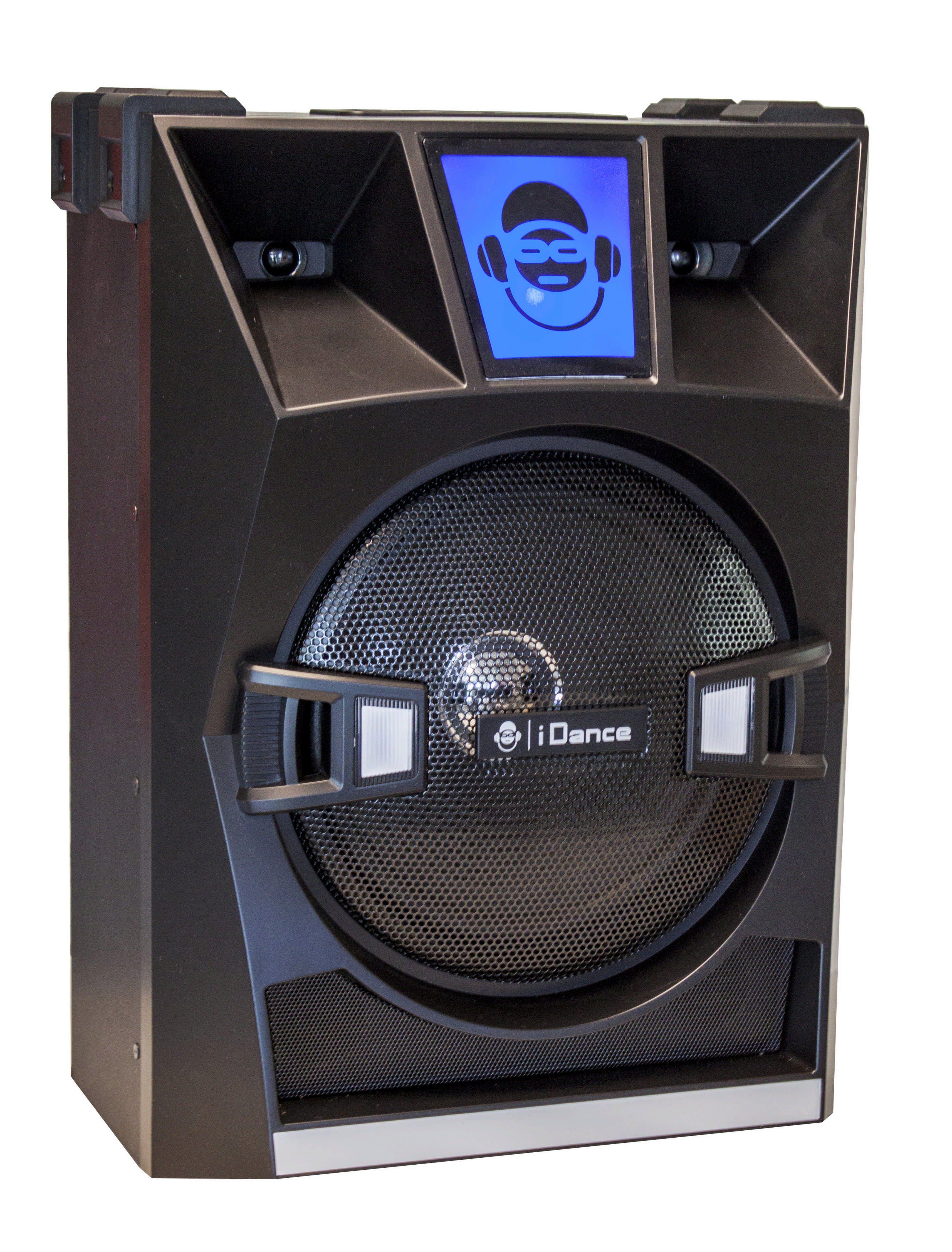 iDance Bluetooth Lautsprecher mit Mikrofon »XD 30A V2«