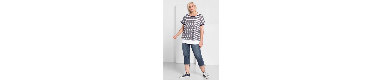 sheeGOTit 2-in-1-Shirt Billig Verkauf Heißen Verkauf X3voNuPHK