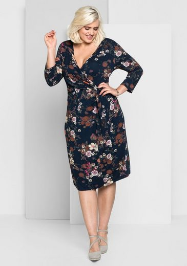 Joe Browns Jerseykleid, in Wickel-Optik