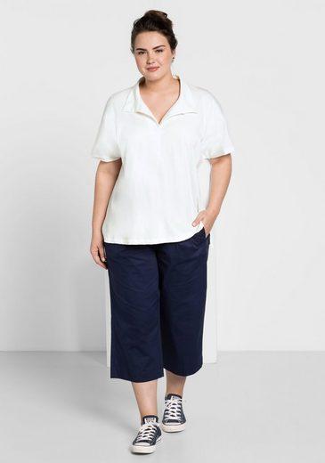 sheego Casual Oversize-Shirt