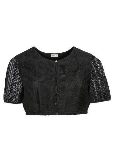 sheego Style Spitzenshirt