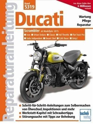 Broschiertes Buch »Ducati Scrambler«