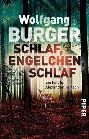 Broschiertes Buch »Schlaf, Engelchen, schlaf / Kripochef...«